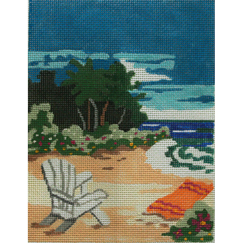 Beachside - My Spot 5 x 8