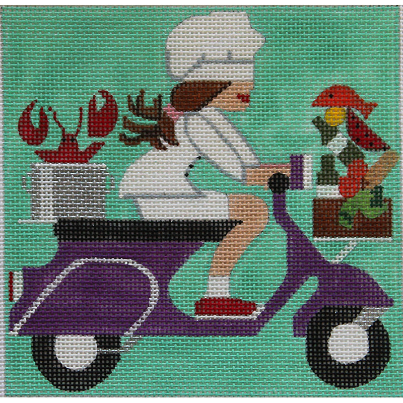 Vespa: Farm to Table by Melissa Prince