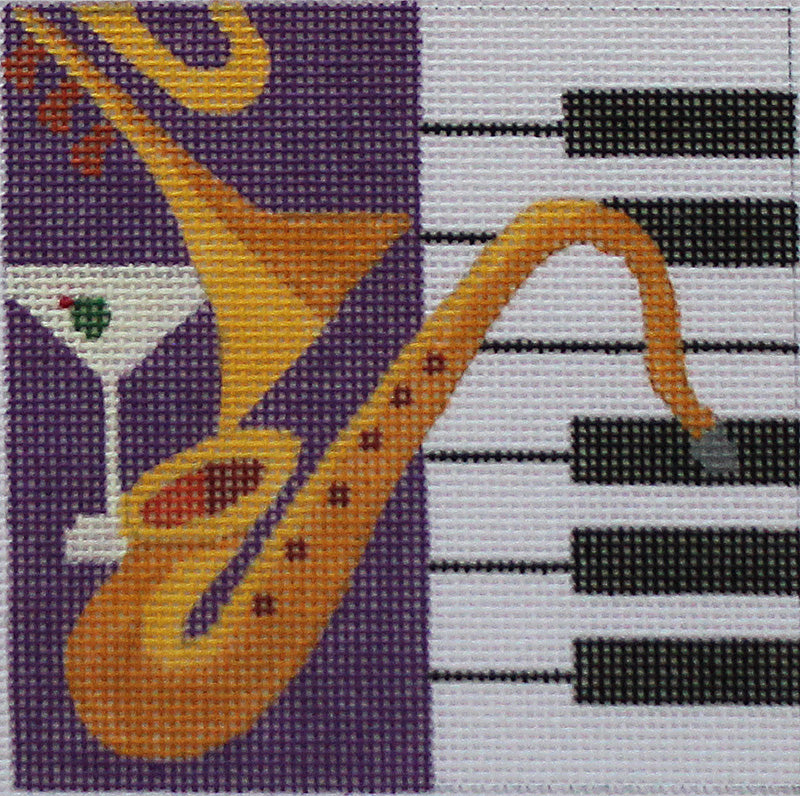 New Orleans Needlepoint By Melissa Prince