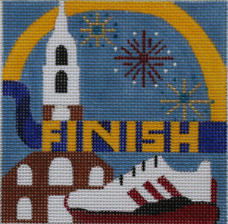 Boston Needlepoint By Melissa Prince