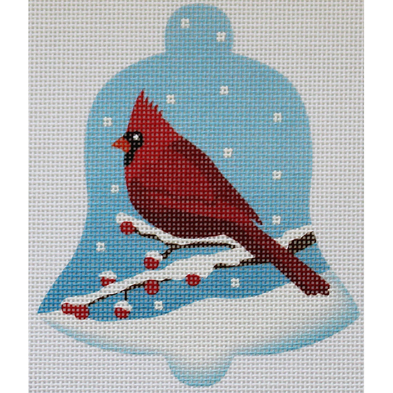Cardinal Snowbell by Pepperberry Designs