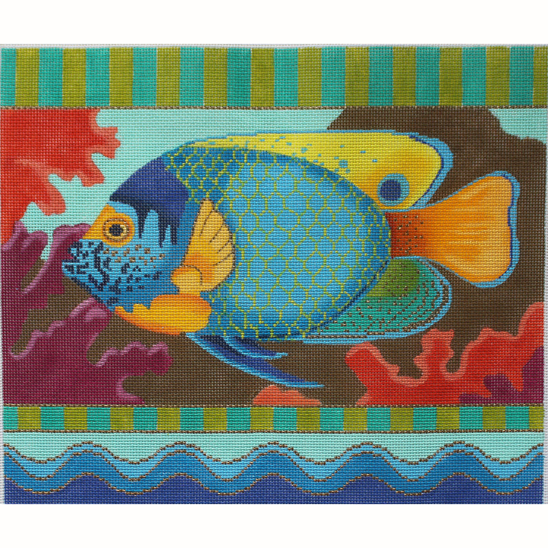 Tropical Fish by Amanda Lawford