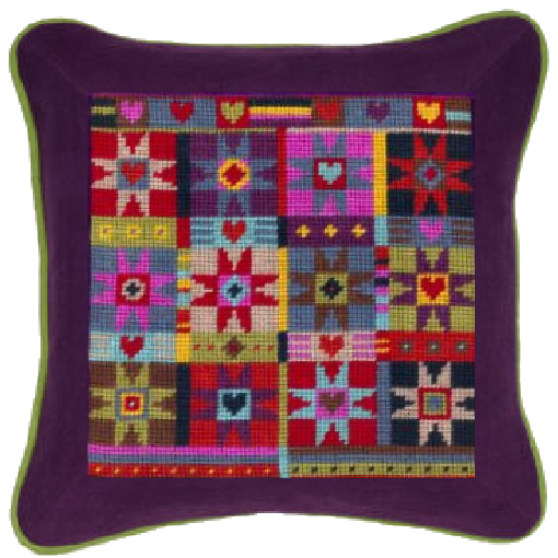Alhambra Stars Needlepoint Kit