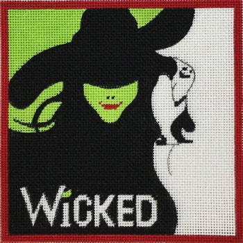 Wicked by Alice Peterson  - Canvas Only