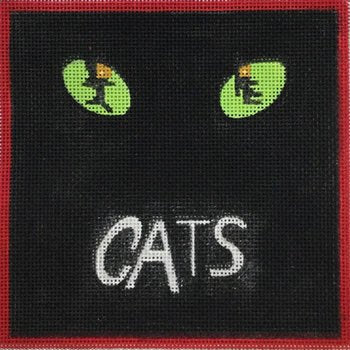 CATS by Alice Peterson  - Canvas Only