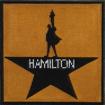 Hamilton by Alice Peterson - Canvas Only
