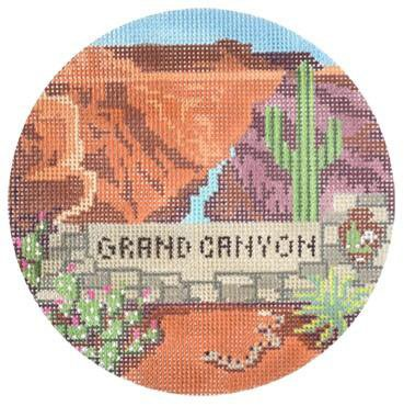 Grand Canyon by Burnett & Bradley  - Canvas Only