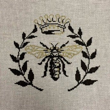 Bee Needlepoint - Canvas Only