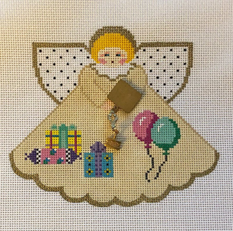 Birthday Angel from Painted Pony - Canvas Only