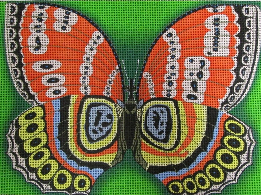 The Butterfly Effect By Catherine Nolin - Canvas Only