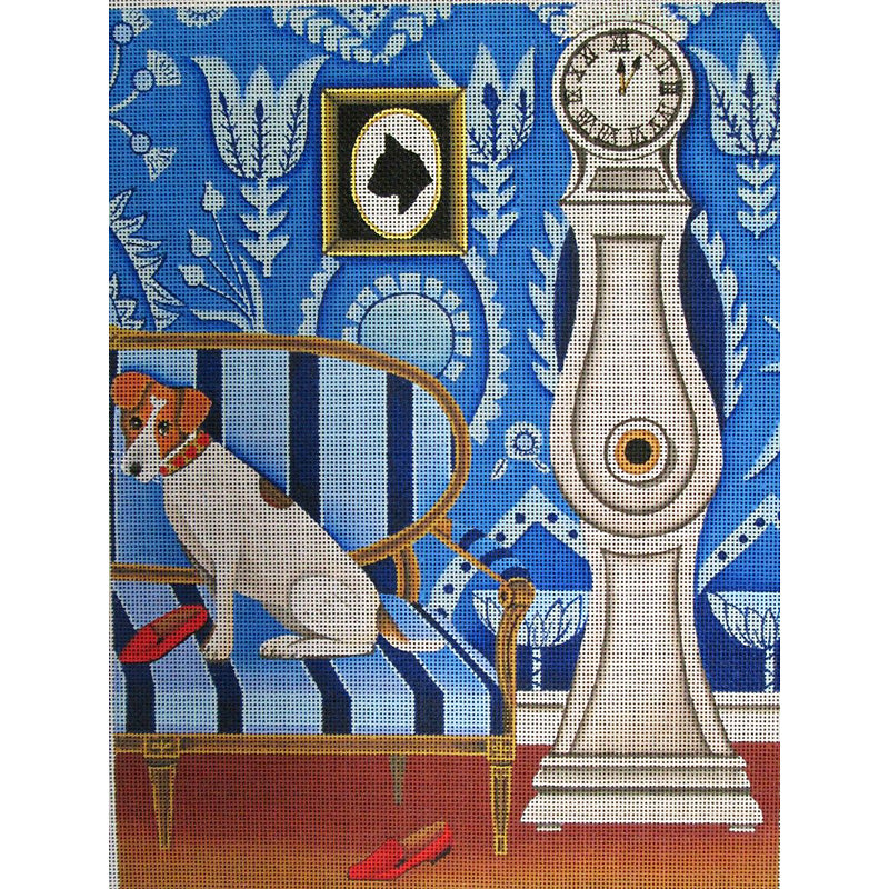 Jack Nibbles Prada By Catherine Nolin