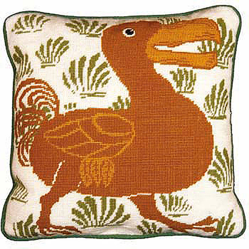 Cream Dodo Needlepoint Kit
