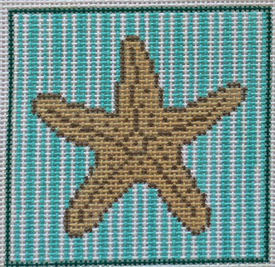 Starfish by J. Child Designs - Canvas only