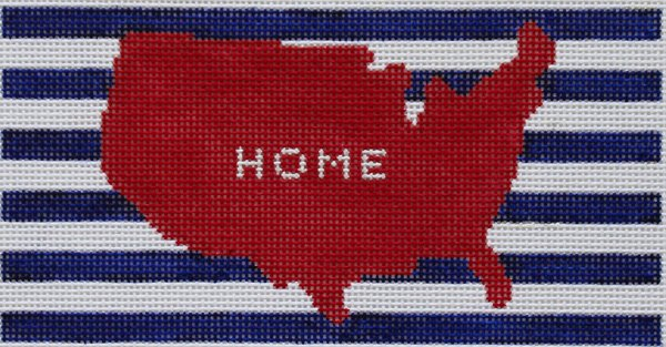 HOME in the USA - Canvas Only
