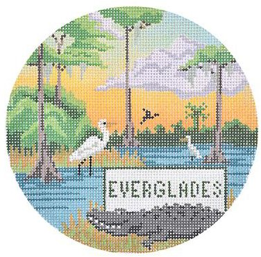 Everglades by Burnett & Bradley    - Canvas Only