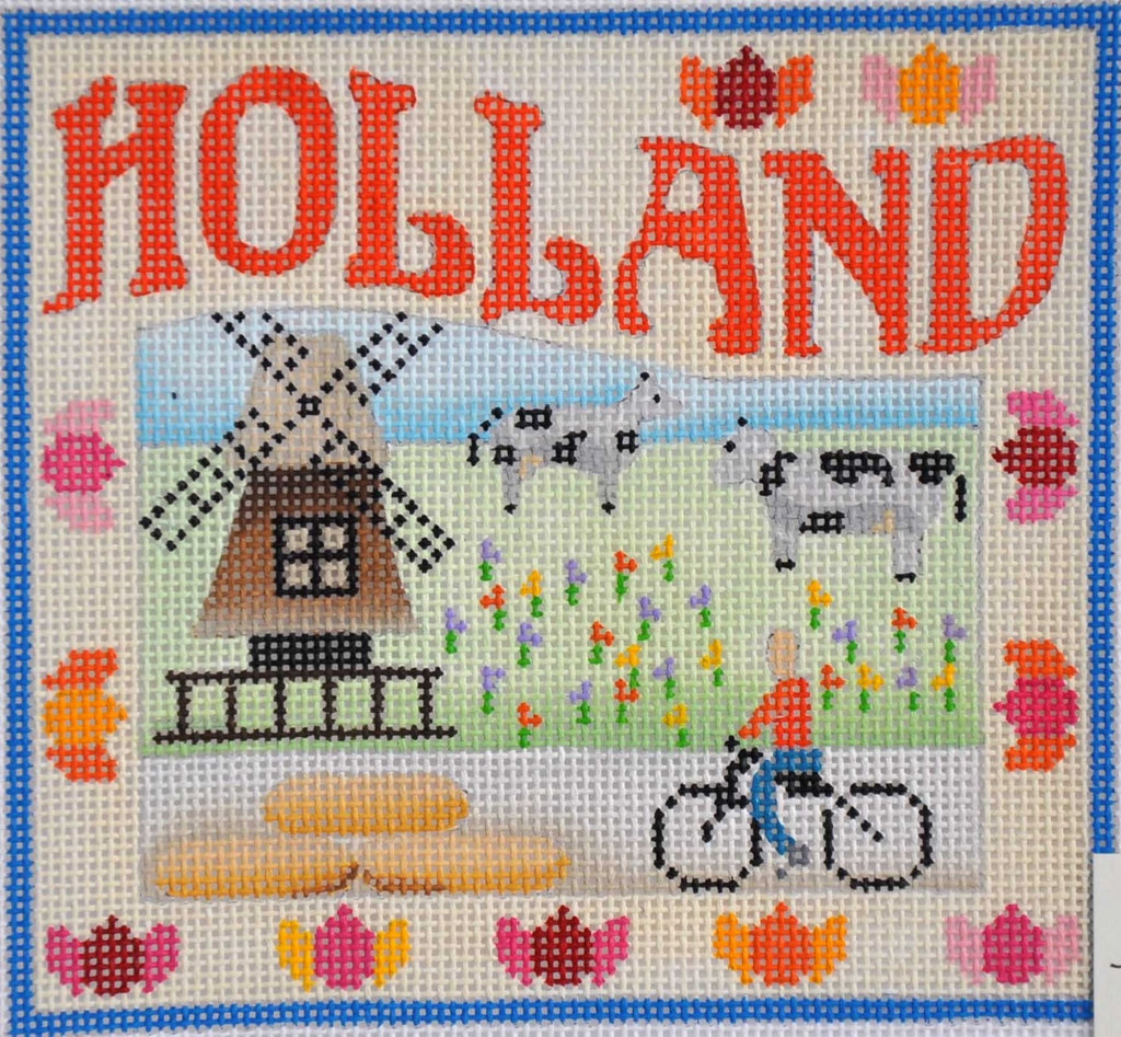 Holland Needlepoint - Canvas Only