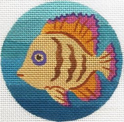 Goldfish ornament - Canvas Only