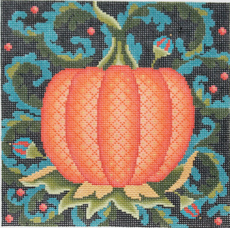 Jacobean Pumpkin - Canvas Only