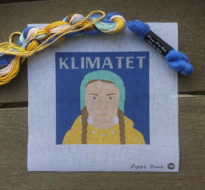 Klimatet Needlepoint Kit