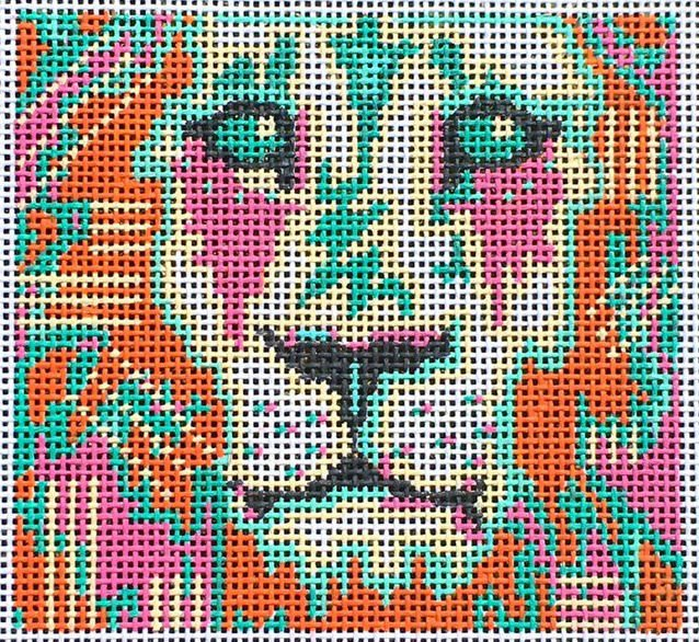 Leo The Lion - Canvas Only