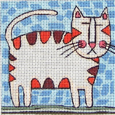 Maggie Needlepoint<BR>Who Me? - Canvas Only