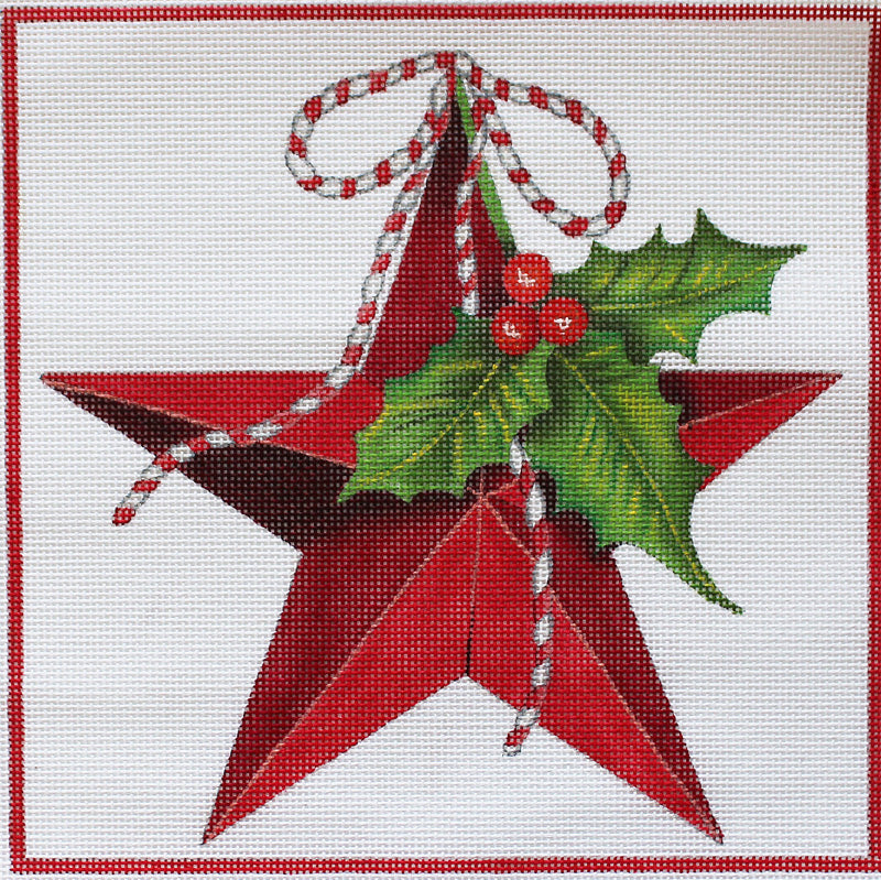Holly Star by Mary Lake Thompson -- CURRENTLY UNAVAILABLE