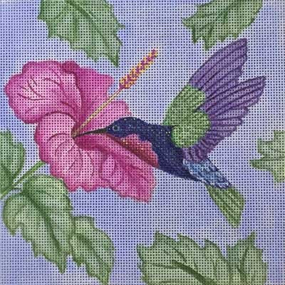 Nenah Stone Needlepoint<BR>Sweet Nectar - Canvas Only