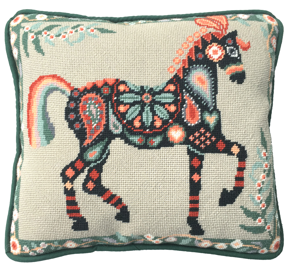 Painted Pony Needlepoint Kit