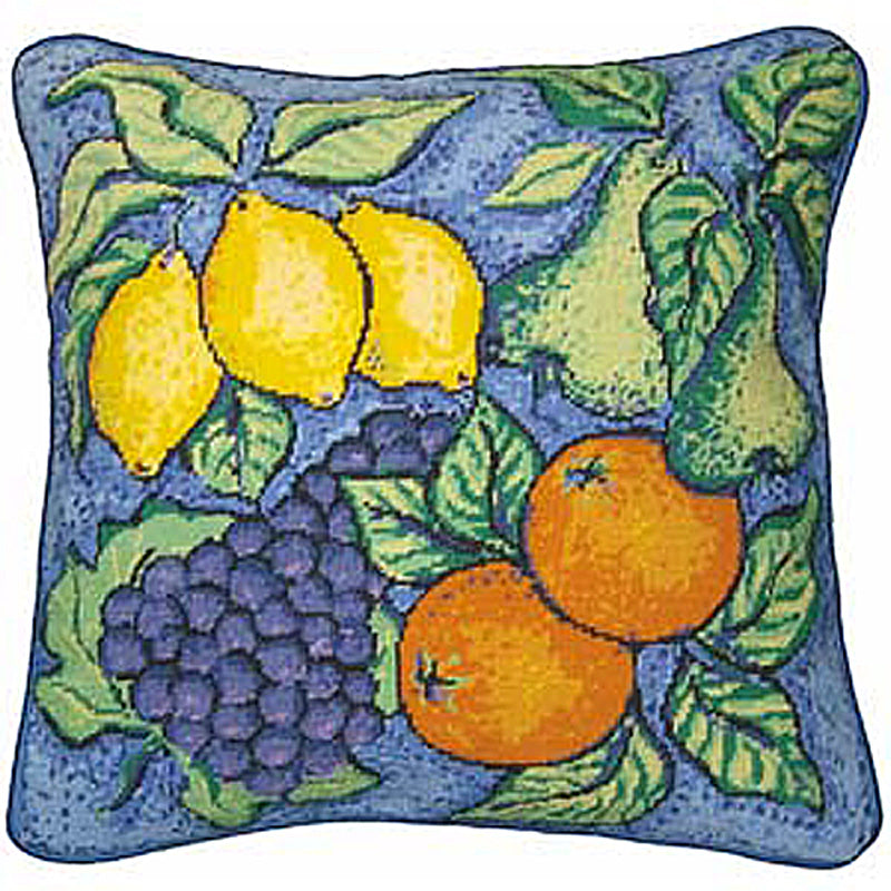 Fruit Primavera Needlepoint