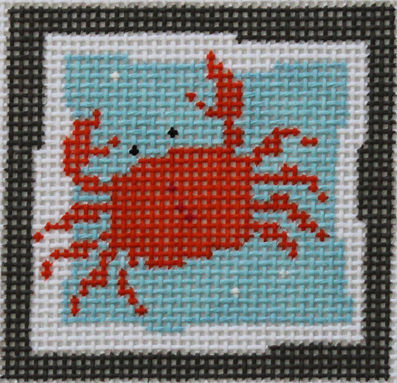 Pippin Studio Orange Crab