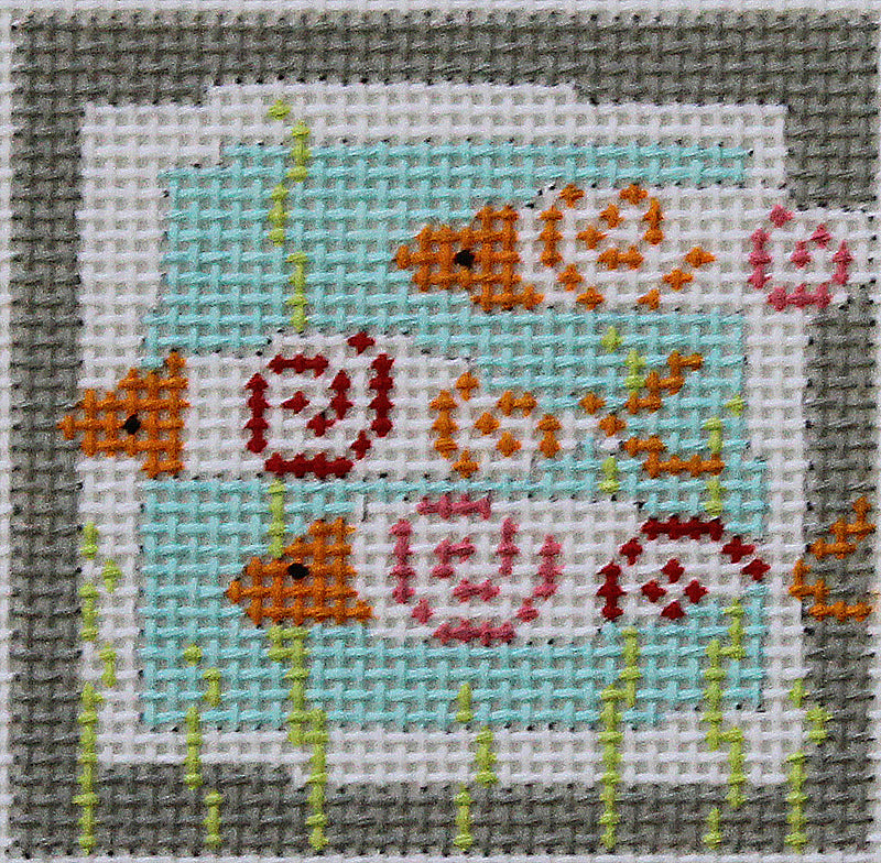Pippin Studio Fish with Swirls