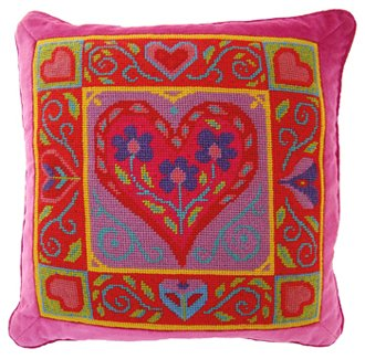 Queen of Hearts Needlepoint KIt