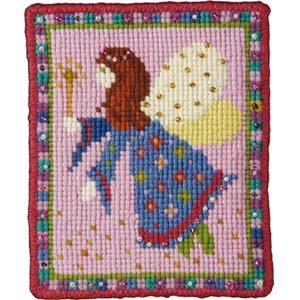 Christmas Needlepoint Kits Fairy