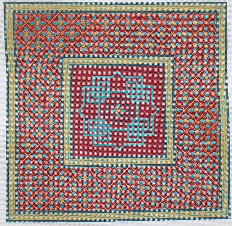 JP Needlepoint Tibetan Tiles