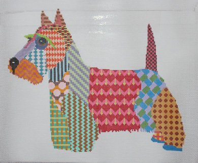 Scottish Terrier - Canvas Only