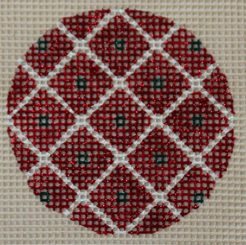 SL-12 - Stitchin' Littles Kit Red Sparkle