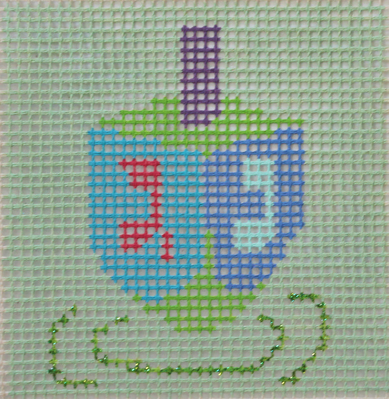 SL-32 Stitchin' Littles Kits Dreidel
