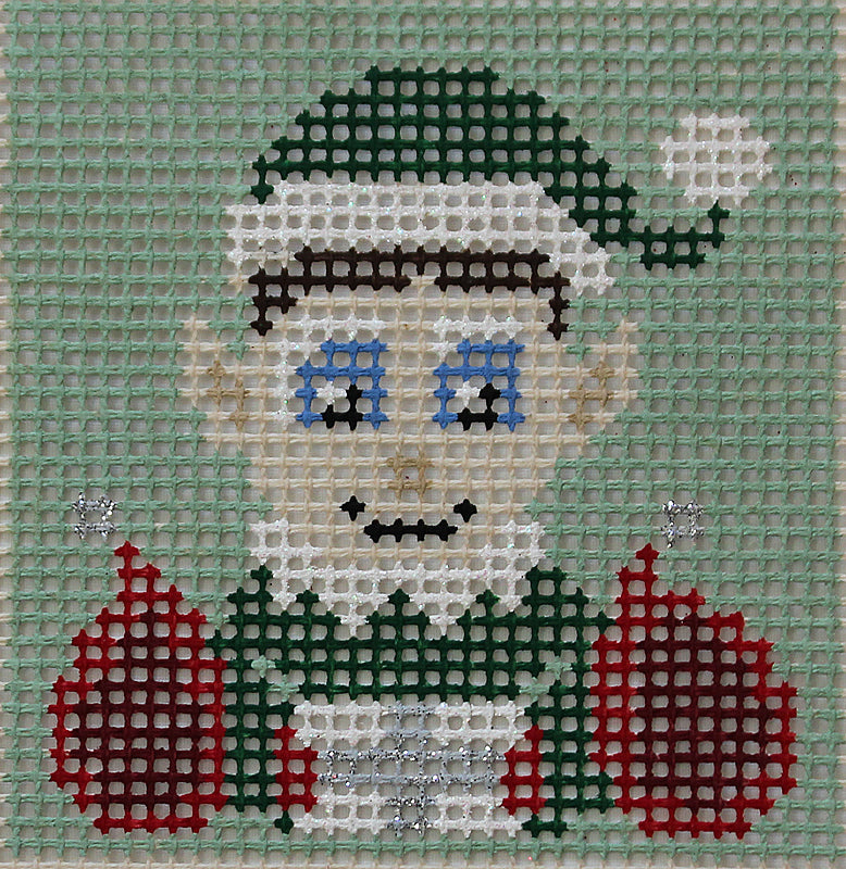 SL-38 - Stitchin' Littles ELF