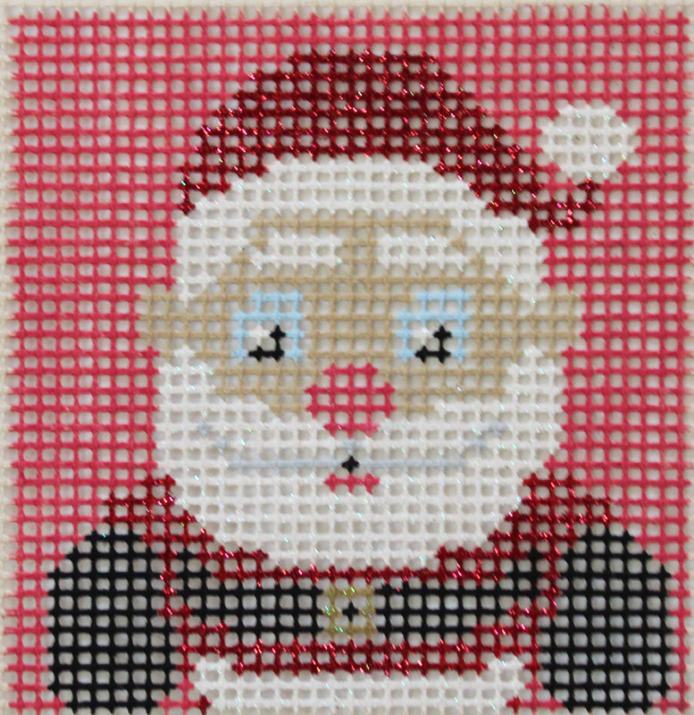 SL-39 - Stitchin' Littles Kit Santa