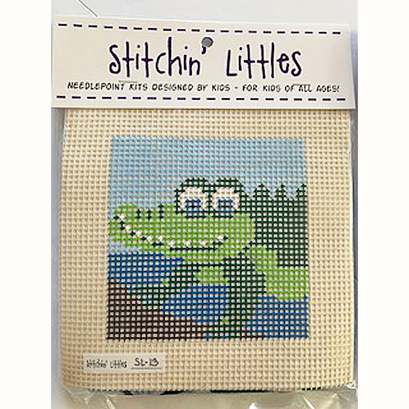 SL-13 - Stitchin' Littles Kits Later Gater