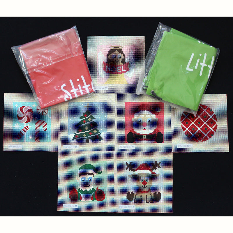 Stitchin' Littles Christmas Collection