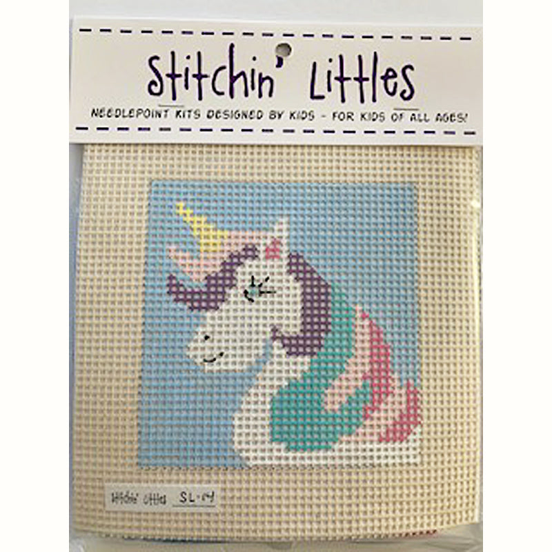 SL-14 Stitchin' Littles Kits Unicorn