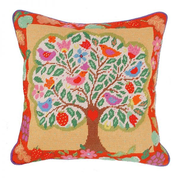 Tree of Life Needlepoint Kit