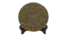 "Load image into Gallery viewer, 2014 XiaGuan ""Lv Se Sheng Tai"" (Organic) Cake 357g Puerh Sheng Cha Raw Tea - King Tea Mall"