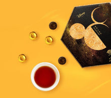 "Load image into Gallery viewer, 2018 DaYi ""Mickey Golden Tuo Tea""  100g Puerh Sheng Cha Raw Tea - King Tea Mall"