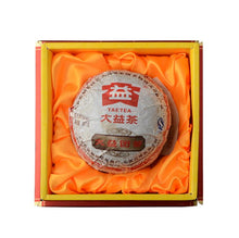 "Load image into Gallery viewer, 2009 DaYi ""Tuan Cha"" (Round Ball Tea) Tuo 357g Puerh Sheng Cha Raw Tea"