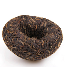 "Load image into Gallery viewer, 2005 XiaGuan ""Jia Ji"" (1st Grade-New Package) Tuo 100g Puerh Sheng Cha Raw Tea - King Tea Mall"