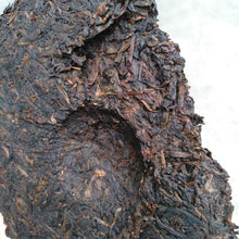 "Load image into Gallery viewer, 2006 LangHe ""8549"" 601 Batch Cake 357g Puerh Sheng Cha Raw Tea"