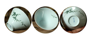"""Xiang Bei"", Tea Cup, 3 Variations, 240cc,"