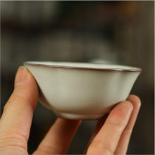 "Load image into Gallery viewer, ""Ru Yao"" Kiln, Tea Cup, 3 Variations"